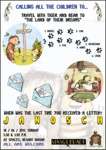 Janosch - The TIger and Bear Tales